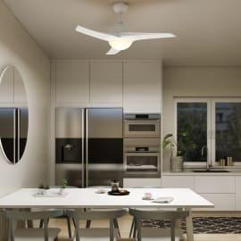 Ventilatore da soffitto con luce Aruba