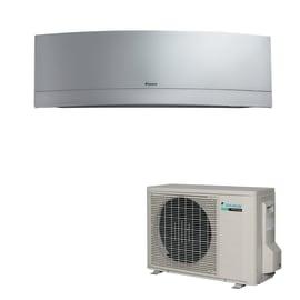 Climatizzatore fisso inverter monosplit Daikin EMURA SILVER 18000 BTU classe A++