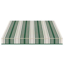 Tenda da sole a caduta cassonata Tempotest Parà 240 x 250 cm verde/grigio/avorio Cod. 5167/5