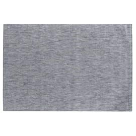 Tappeto I-Tex nero 60 x 120 cm