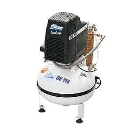 Compressore coassiale verticale Fiac DE114-24, 1 hp, pressione massima 8 bar