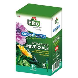 Concime universale per tutte le piante goccia a goccia Fito 192 ml