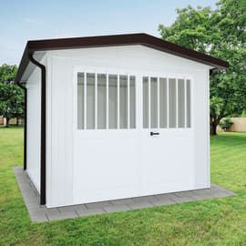 Garage in metallo Newport, 17,8 m²