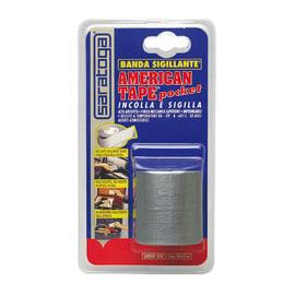 Nastro adesivo American Tape pocket grigio 5 m x 50 mm