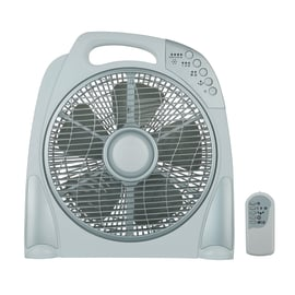 Ventilatore box fan Equation KYT-30B bianco