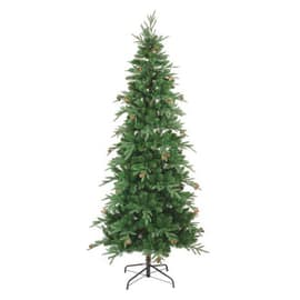 Albero di Natale artificiale Slim Forest H 180 cm