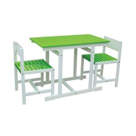 Set tavolo e sedie Balcony Verde