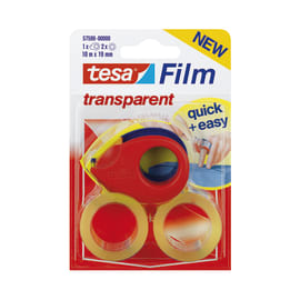 Dispenser Film Tesa trasparente 10 m x 19 mm