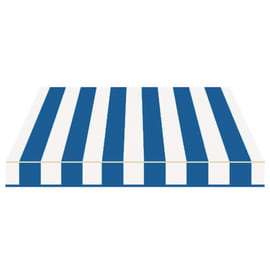 Tenda da sole a caduta cassonata Tempotest Parà 240 x 250 cm avorio/blu Cod. 116/15