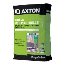 Colla in polvere Axton Axton C1 bianco 25 kg