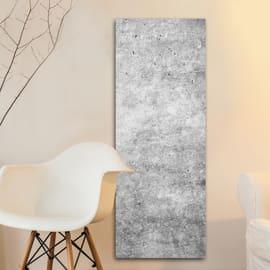 Termoarredo elettrico a infrarossi Decowatt 1800 x 450 mm 700 W Cemento