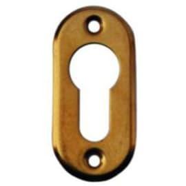 Bocchette ottonate con cilindro sagomato da applicare