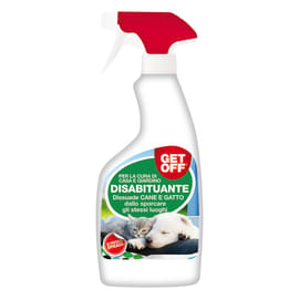 Disabituante Repellente Get Off  RTU Vape 500 ml