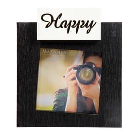 Cornice portafoto Industry nero 10 x 10 cm
