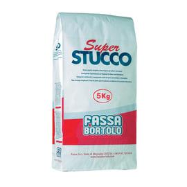 Stucco rasante per cartongesso Super Stucco Fassa Bortolo 5 kg