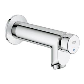 Miscelatore lavabo temporizzato Euroeco Ct cromato