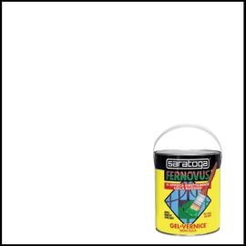 Smalto per ferro antiruggine Saratoga Fernovus bianco brillante 2,5 L