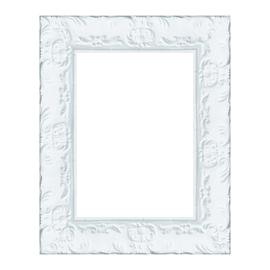 Cornice Sylvia bianco 13 x 18 cm