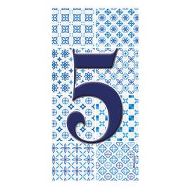 Numero Arabesque 5