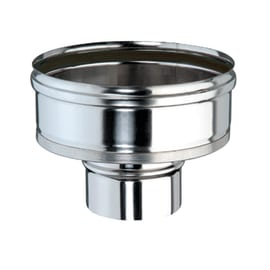 Maggiorazione acciaio inox AISI 316L