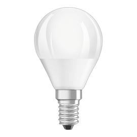 Lampadina LED Osram E14 =40W sfera luce CCT 200°