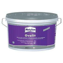 Colla per parati in pasta ovalit Metylan 5 kg