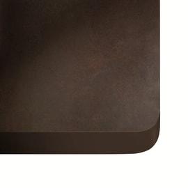 Alzatina su misura Kadum ultra compatto marrone H 6 cm