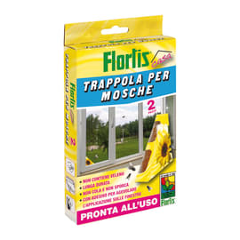 Trappola adesiva Mosche triangolare Flortis 2 pezzi