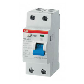Interruttore differenziale puro ABB ELF202-40003A 2P 40 A