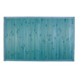 Tappetino cucina antiscivolo Open blu 50 x 140 cm