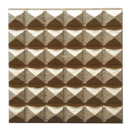 Fregio faggio levigato naturale 8 x 60 x 60 mm