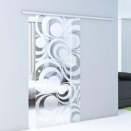 Porta da interno scorrevole Hypnotique 96 x H 215 cm reversibile