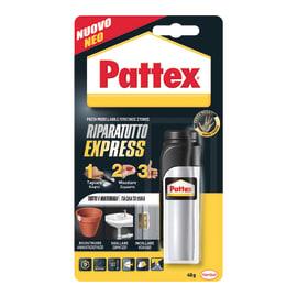 Colla epossidica riparatutto express Pattex 48 g