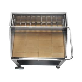 Barbecue a legna Betonsteel+