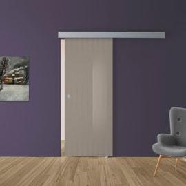 Porta da interno scorrevole Cedar 88 x H 215 cm dx