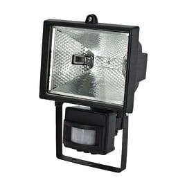 Proiettore con sensore di movimento Brenta MAX500W nero