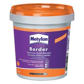 Colla per parati in pasta border Metylan 750 g