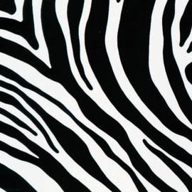 Pellicola adesiva zebrato 45 cm x 2 m