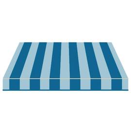 Tenda da sole a bracci Tempotest Parà 350 x 210 cm blu/azzurro Cod. 46