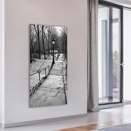 Termoarredo elettrico a infrarossi Decowatt 1800 x 450 mm 700 W Montmartre