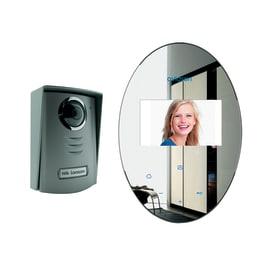 Videocitofono con fili Avidsen Spegel