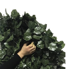 Siepe artificiale Doppia faccia Ivy 100x300 cm L 3 x H 1 m