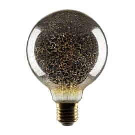 Lampadina LED E27 =25W globo luce calda 360°