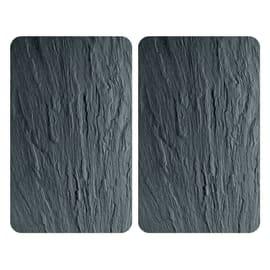 Piastre coprifuochi Ardesia grigio L 30 x P 52 cm