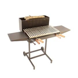 Barbecue a legna Happy