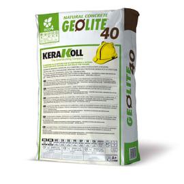 Ripristino calcestruzzo Geolite 40- Kerakoll 25 kg