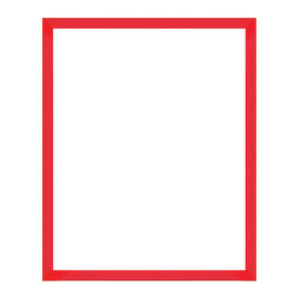 Cornice Puzzle 2000 pezzi rosso 75,4 x 98,4 cm