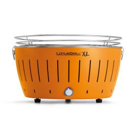 Barbecue a carbonella senza fumo XL arancione
