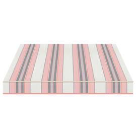 Tenda da sole a caduta cassonata Tempotest Parà 240 x 250 cm avorio/azzurro/grigio/rosa Cod. 5304/15