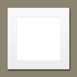 Cornice portafoto componibile Combo frame bianco 14 x 14 cm
